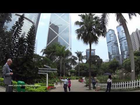 Relaxing 3 Hour Video @ Hong Kong Park