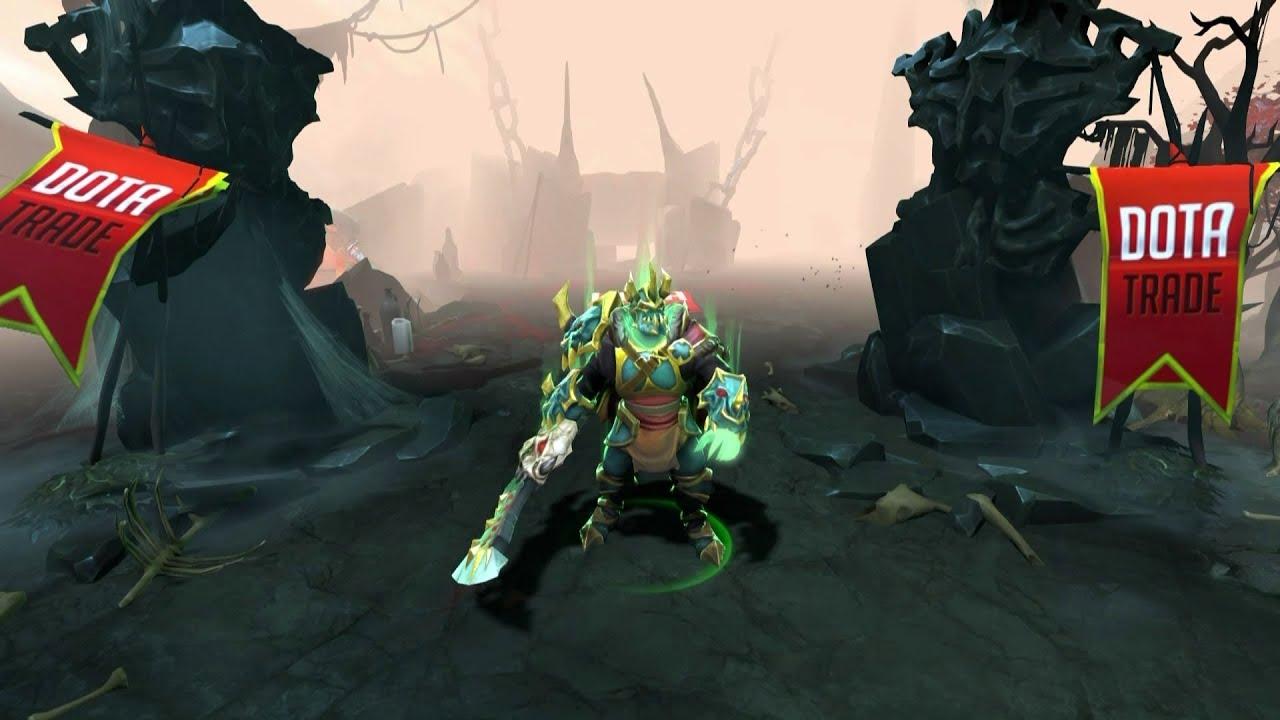 regalia of the wraith lord wraith king set preview dota 2 youtube
