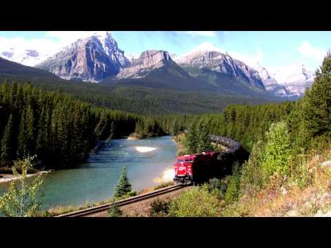 Kicking Horse Pass - Canadian Pacific's Laggan subdivision
