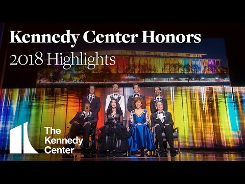 Kennedy Center Honors Highlights 2018 Mp3