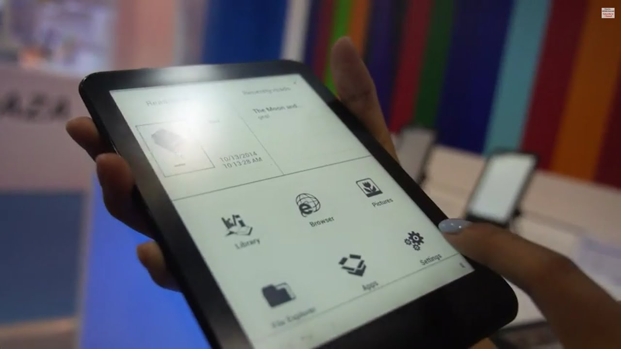 $42 Android E Ink e-readers using Rockchip and Allwinner by Yitoa