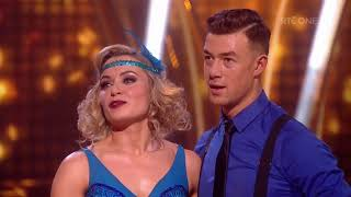 DWTS Ireland 2018  Week 7, Anna and Kai ~ Charleston 10 10 10