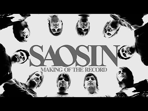 Saosin: SAOSIN Making of the record - Special Edition DVD (FULL)