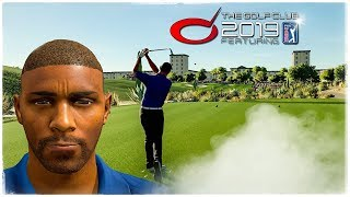 The Golf Club 2019 Featuring PGA Tour Review ⛳️ 4K Gameplay!