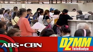 DZMM Teleradyo: Pensioners to receive money despite controversy: SSS