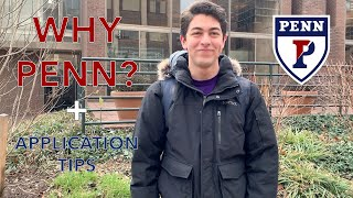 "UPenn Students Explain ""Why Penn"" (+Admissions Tips)"