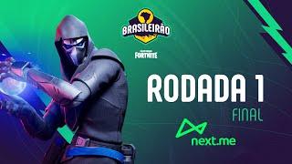 Brasileirão featuring Fortnite: Rodada 1 - Final | #Brasileirãonext