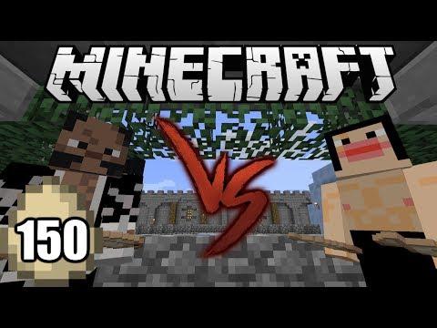 Minecraft Survival Indonesia - Arena Bertarung! (150)