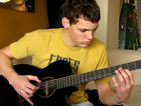 Lullaby by Trevor Hall performed by Dan Berry