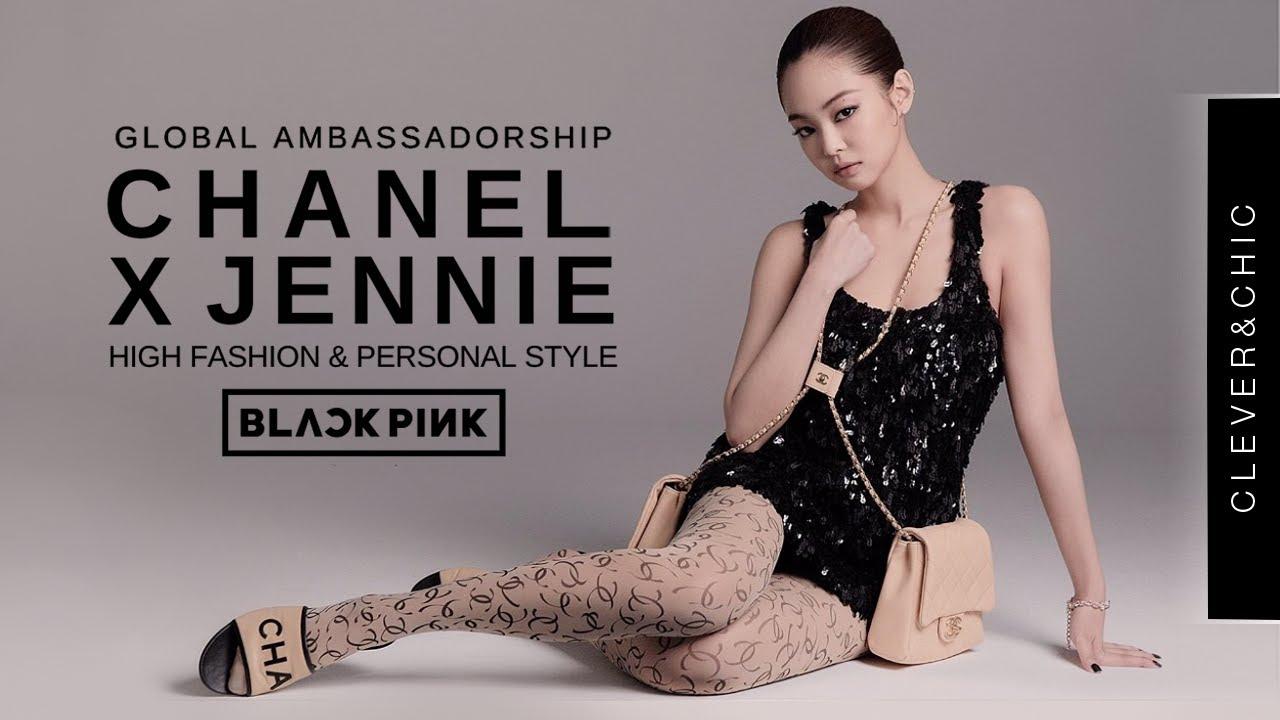 CHANEL X JENNIE: The Ambassadorship, Work in High Fashion, & Personal Style