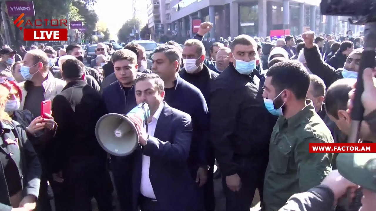 Տեսանյութ.Մենք հայտարարում ենք ազգային ազատագրական պայքար. Իշխան Սաղաթելյան