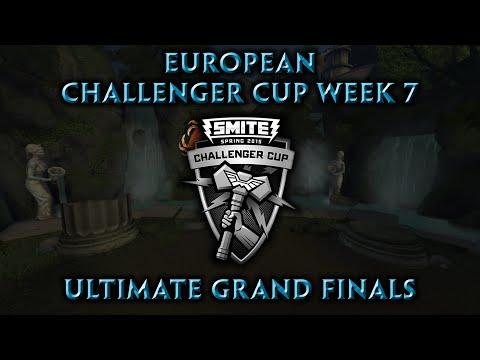 EU Challenger Cup Week 7 - Ultimate Grand Finals