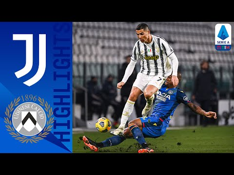 Juventus Udinese Goals And Highlights