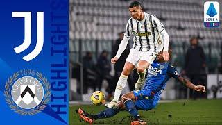 Juventus 4-1 Udinese | Ronaldo Strikes Twice | Serie A TIM