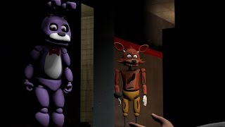- Lil Freddy s The Nightguard FNAF SFM