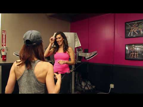 Back Exercises with Cable Machines featuring Stephanie Mansour and Chicago's Fox 32 Jenny Milkoski