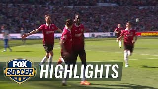 Hannover 96 vs. Hertha BSC Berlin | 2017-18 Bundesliga Highlights