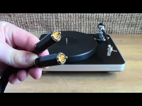 Turntable Update 15: DIY RCA Interconnects