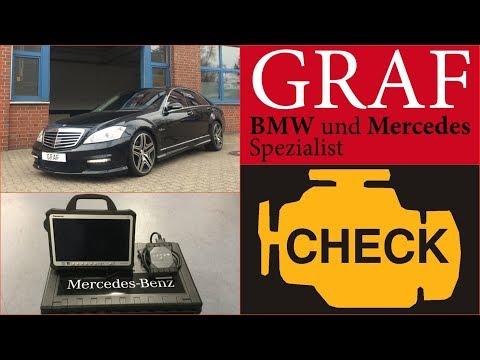 Mercedes S-Klasse W221 Mercedes Turbolader Mercedes Probleme Mercedes Krankheiten Getriebe