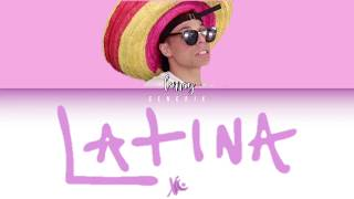 Larray - 'Latina' (Lyrics)