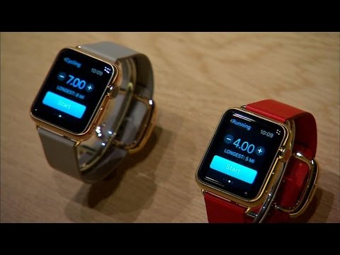 CNET News - Apple Watch to arrive in April. Will consumers buy it?