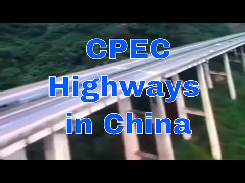 China Pakistan Economic Corridor - CPEC || Highway
