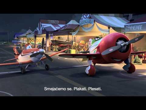 AVIONI (Planes) - inserti - Dasti upoznaje Čupakabru (HD) srpski