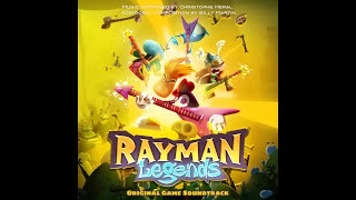 Rayman Legends OST - Lost in the Clouds