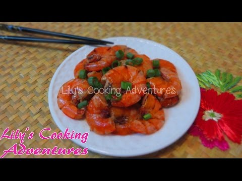 Tôm rim thịt -Caramelized Shrimp with Pork - Vietnamese Food ...