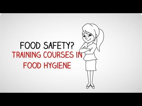 Food safety training - Food hygiene training courses - Food safety training