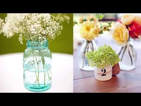 Diy Recycled Perfume Bottles And Decorate Your Home Youtube