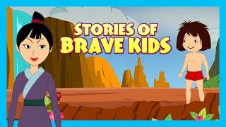 Stories Of Brave Kids || Bedtime Stories For Kids - Moral To Learn For Kids || KIDS HUT STORIES