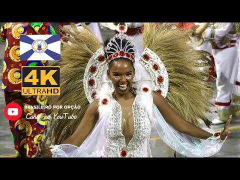 Flor Da Vila Dalila 2020 - Desfile Oficial - 4K
