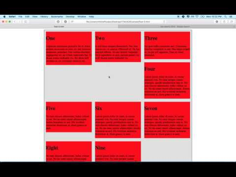 20 CSS Clearfix Hack