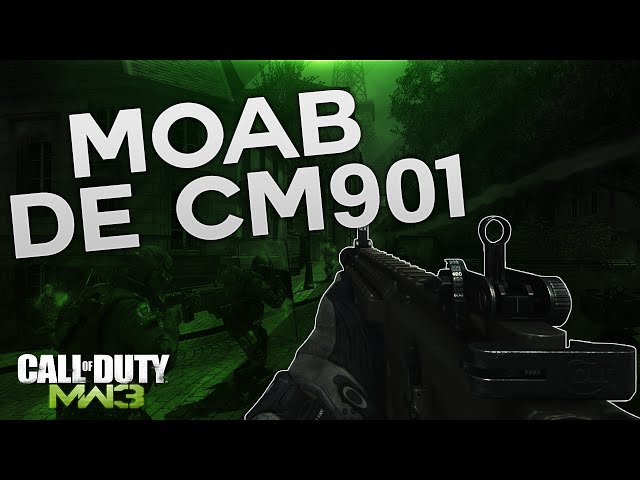 Gameplay dos inscritos: M.O.A.B de CM901 (By Fok_Capiroto)