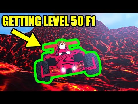 BACON HAIR Gets LEVEL 50 F1 RACE CAR | Roblox Mad City