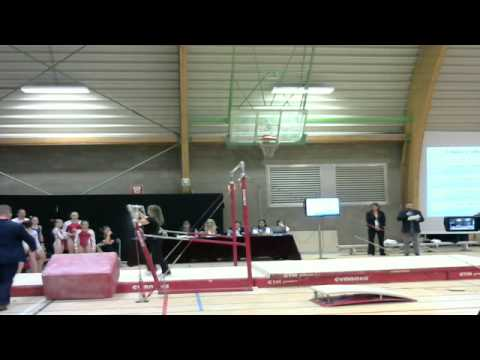 gympies gymnovacup 2015 final uneven bars