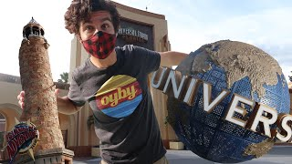 Attempting To Ride EVERY Ride At Universal Studios Florida AND Islands Of Adventure In One Day!