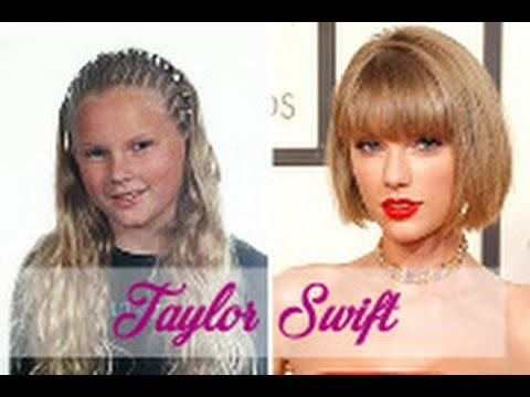 Ugly Ducklings, Celebrities Who Blossomed After Puberty ...