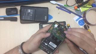 lenovo a536 Disassembly & Assembly - Digitizer Screen Case Replacement Repair #161106
