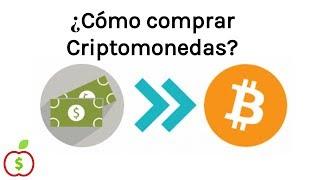 ¿Cómo comprar Criptomonedas?