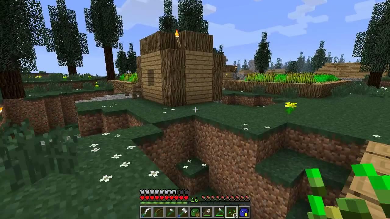 Mobius Unleashed: Minecraft FTB - S02E43 - Growthcraft Gardens - Refugee To  Regent Challenge