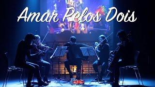 Amar Pelos Dois - String Quartet & Accordion LIVE