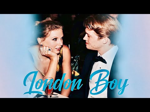 Taylor Swift- London Boy Music Video (Fanmade)