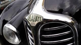 Delahaye Mercedes-Benz Motosacoche MW Oakland