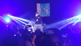 Anomaly tour NYC Best Buy Theatre Andy Mineo