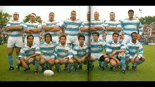 Los Pumas vs  Australia 1997