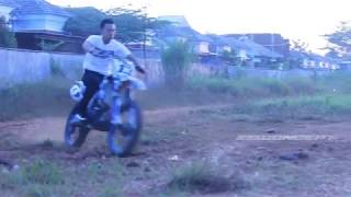 Seting Yamaha YZ 250F CC