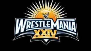 wrestlemania 24 theme song snow (hey oh)
