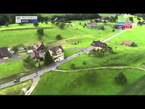 Tour de Suisse 2015 HD - Stage 1 - FINAL KILOMETERS